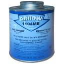 PVC Cement Medium body clear 1104MB